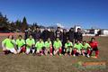 麗江師范高等專科學校教工足球隊參加麗江市教體系統首屆職工足球比賽