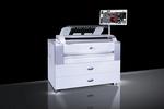 瑞網ROWE ecoPrint i8L 大幅面打印機/數碼藍圖機
