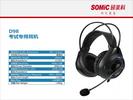 硕美科D98标准化考场听说读写状态提示存储耳机