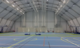 上海惠灵顿国际学校--多边形网球馆