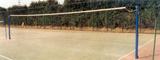 沙灘排球架