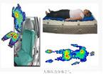 座椅体压分布测量系统