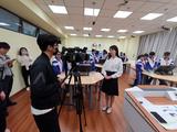 世界智能大會 | 中教啟星VR教學系統助力天津第二新華中學智慧教育建設
