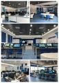 教育部科技發展中心領導考察廣廈學院-國泰安VR協同創新中心