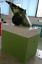 校园科技馆设计,科技馆展品,科技体验室仪器-电磁炮