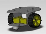 超声波小车——基于Arduino开发平台V1.0