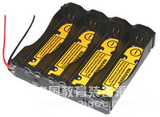 1S4P 18650 Battery Holder电池盒