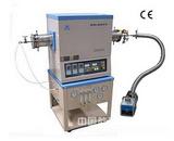 1700℃三温区三通道混气CVD系统-GSL-1700X-60-III-F3LV
