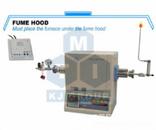 1600℃小型氢气管式炉-GSL-1600X-42HG