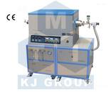 带3路浮子混气三温区1700℃管式炉-GSL-1700X-60-III-F3LV