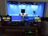 安尼兴业教育行业虚拟演播室制作抠像系统 慕课微课录课室搭建