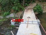 卡口站自动水位流量雨量监测系统