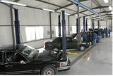 汽车综合性能检测实训车间