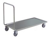 单层平板车
