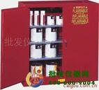 60加仑红色色安全柜