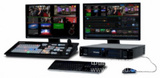 NewTek TriCaster460全球首臺360度全息虛擬演播室