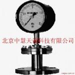 隔膜压力表 型号:VUGYSC-2