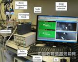 三维晶体晶面生长动力学测定仪