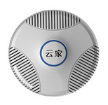 云家吸頂可燃氣泄漏探測器,物聯無線智能家居產品