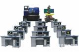 KHM-990B多媒体网络型数控机床机电一体化培训系统