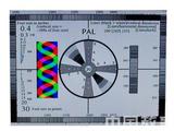 电视测量测试卡
