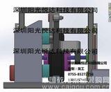 供CNS15511-3车辆插头轮胎碾压试验机