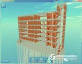 公共建筑结构识图仿真实训系统