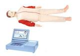 液晶彩色大屏幕高级全自动心肺复苏模拟人