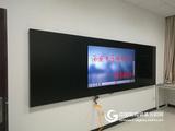 靈客互動-75寸納米觸控智能黑板-AR智能黑板-智慧黑板-智慧教育標配