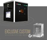 易尚3D 激光三維水晶像亭