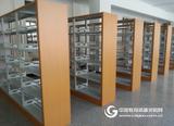 合肥厂家直销 钢制书架 学校书柜