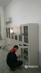全钢器皿柜(试剂柜 药品柜 样品柜 器皿柜)实验室必备