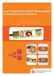 Low Temperature DC/AC Systems 低温直流/交流测量和表征系统