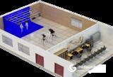中视天威3D虚拟演播室|校园电视台|数字真三维虚拟校园演播室系统
