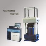 广州广材TYE-5000KE微机控制电液伺服压力试验机