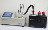 锂电池材料专用卡氏水分测定仪