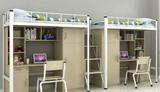 南宁学生公寓连体床伴你安然到天明 凯威特学生宿舍床厂家