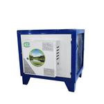 商用廚房油煙凈化設備山西三陽靜電式4000風量油煙凈化器
