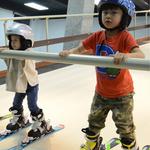 室内滑雪模拟器 天津室内滑雪模拟器 健身房室内滑雪机厂家