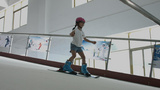 健身房滑雪机 儿童训练室内滑雪机 新疆室内滑雪练习机厂家