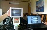便攜式X光機75Y型液晶顯示器高清