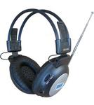 EDT-2108無線調頻耳機,音頻耳機,折疊耳機