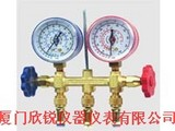 经济型黄铜压力表395-C