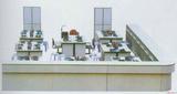 模擬銀行實驗臺