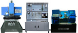 機電一體化實驗室設備、數控車床、數控銑床、透明電機變壓器模型