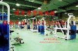 健身房专用地板,健身房塑胶地板
