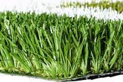 进口赛尔隆新国标50毫米足球场人造草坪