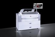 瑞网ROWE ecoPrint i8L 大幅面工程机