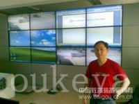 欧科亚山东菏泽市巨野县公安局监视器视频墙合作伙伴