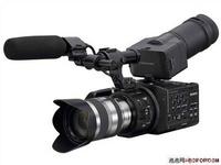 索尼SONY NEX-FS100CK 存储卡全画幅高清摄录一体机 限量到货